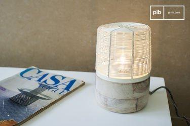 Cistella tafellamp