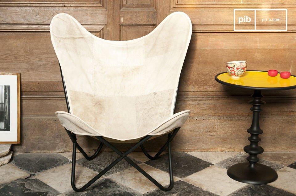 De Colina fautauil zal je beste vriend zijn wanneer je wilt ontspannen in een comfortabele stoel