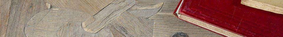 Benadrukte materialen Comtes de Provence salontafel