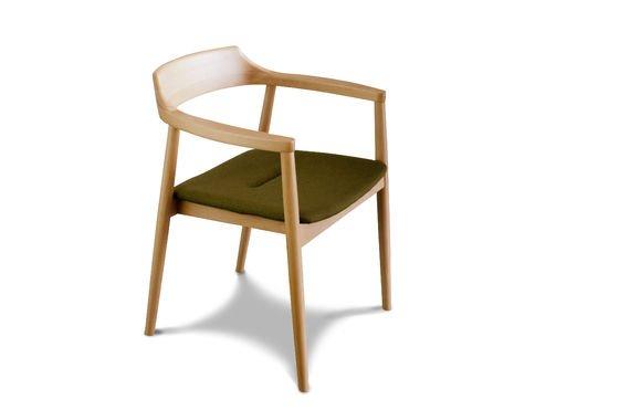 Copenhagen fauteuil Productfoto