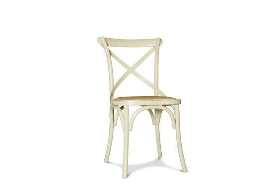 Crèmekleurige Pampelune stoel Productfoto