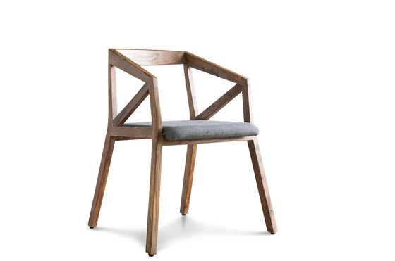 Danish 54 stoel Productfoto