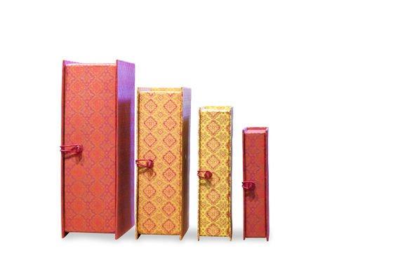 De dozen van Dr Vincent Productfoto