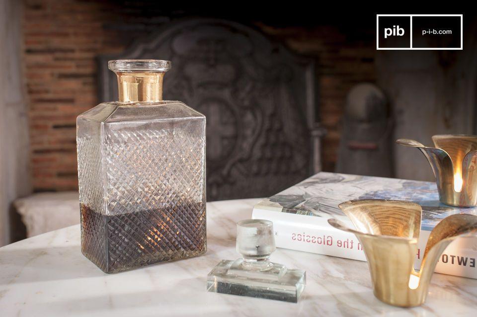 Een elegante karaf voor whisky