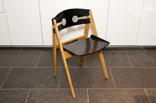 De nummer 1 zwarte stoel