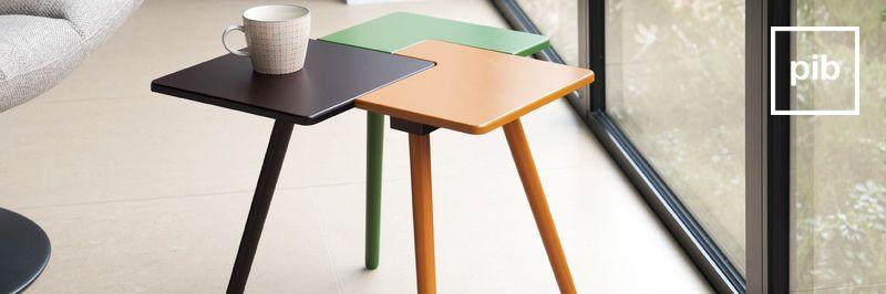 Design bijzettafels in scandinavische stijl snel weer terug in de collective