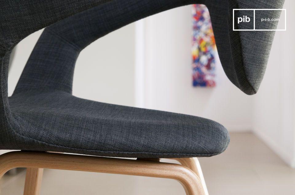 De Tobago fauteuil combineert originailteit, comfort en elegantie
