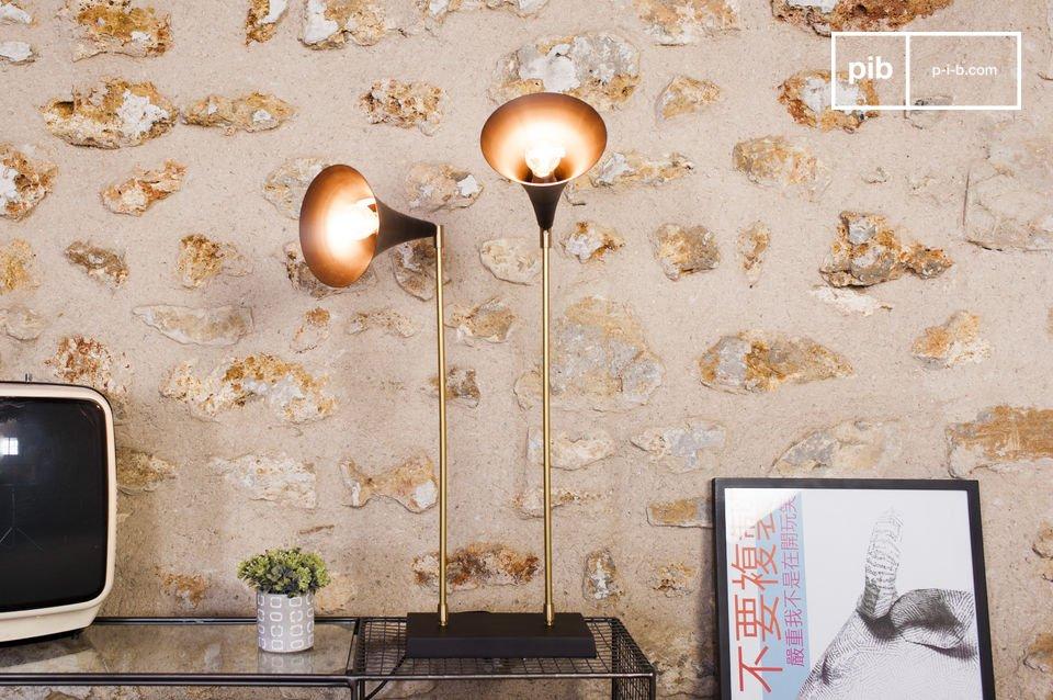 Dubbele Bläck lamp