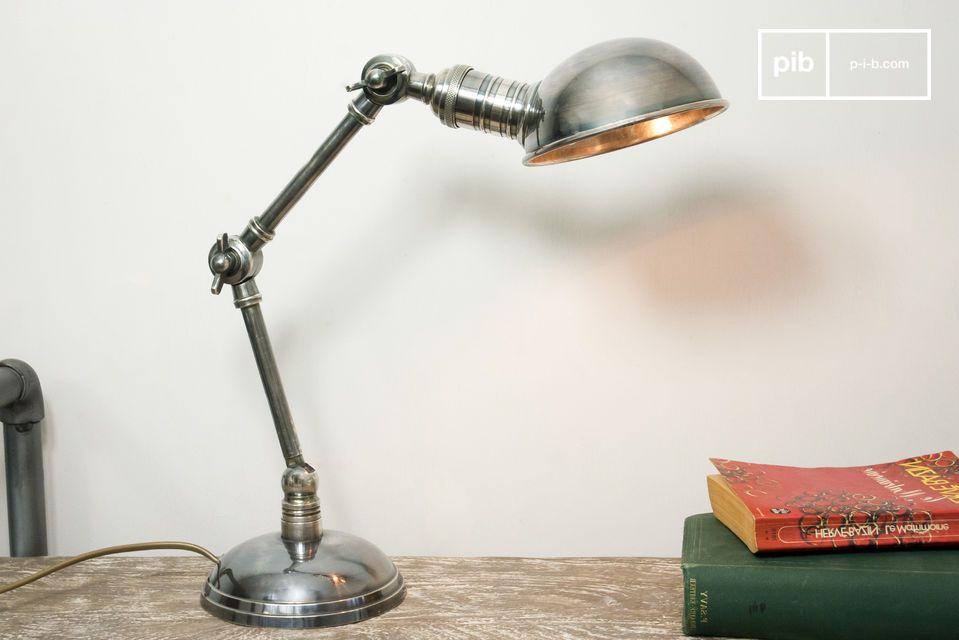Verstelbare verlichting met een vintage design
