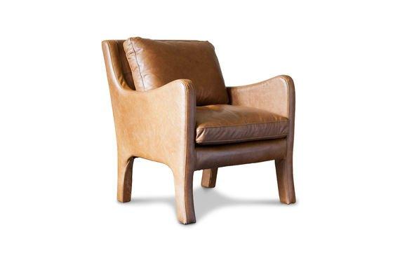 Edinburgh lederen fauteuil Productfoto