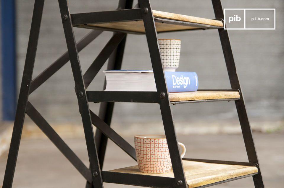 Of je nou van plan bent om het te gebruiken als ladder of kast