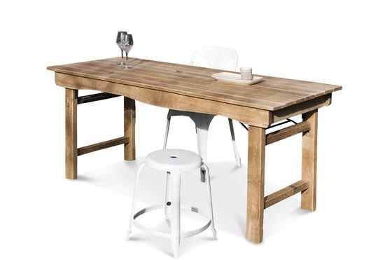 Elise houten tafel Productfoto