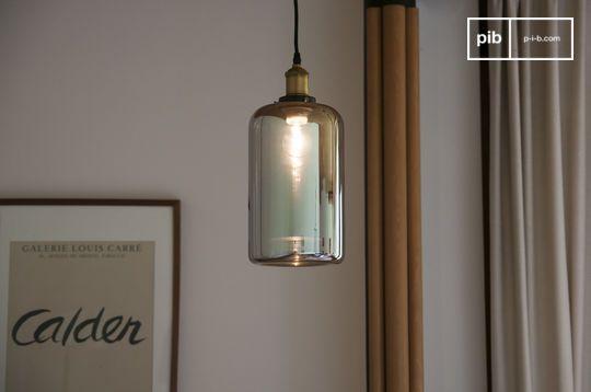 Elixir glazen hanglamp