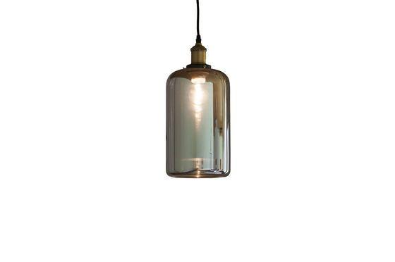 Elixir glazen hanglamp Productfoto