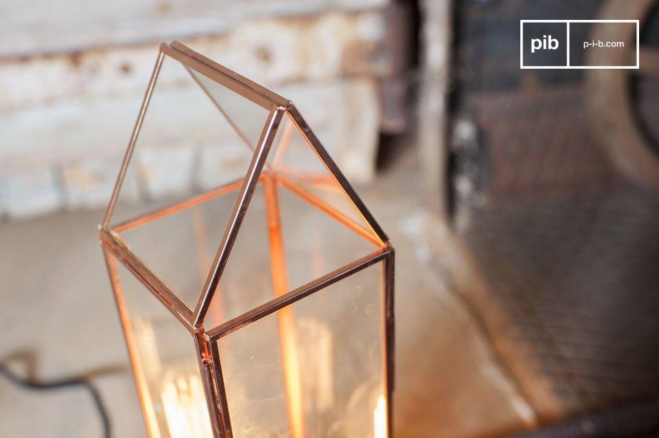 De Emma lantaarn is een vintage lamp die karakter zal toevoegen aan je interieur