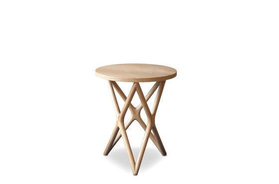 Estrella houten bijzettafel Productfoto