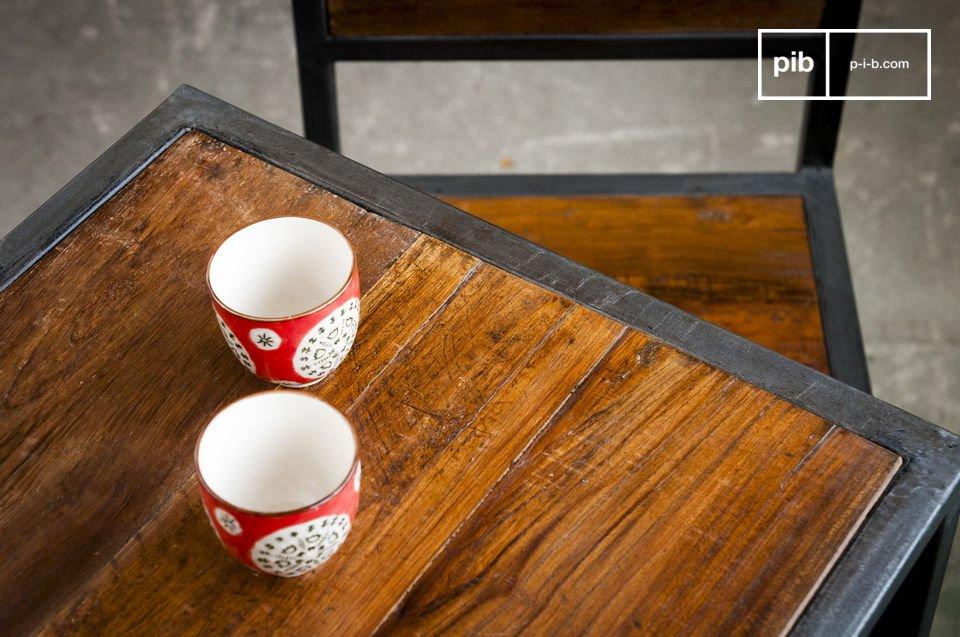 Een set die staat voor prachtige eenvoud en functionalteit