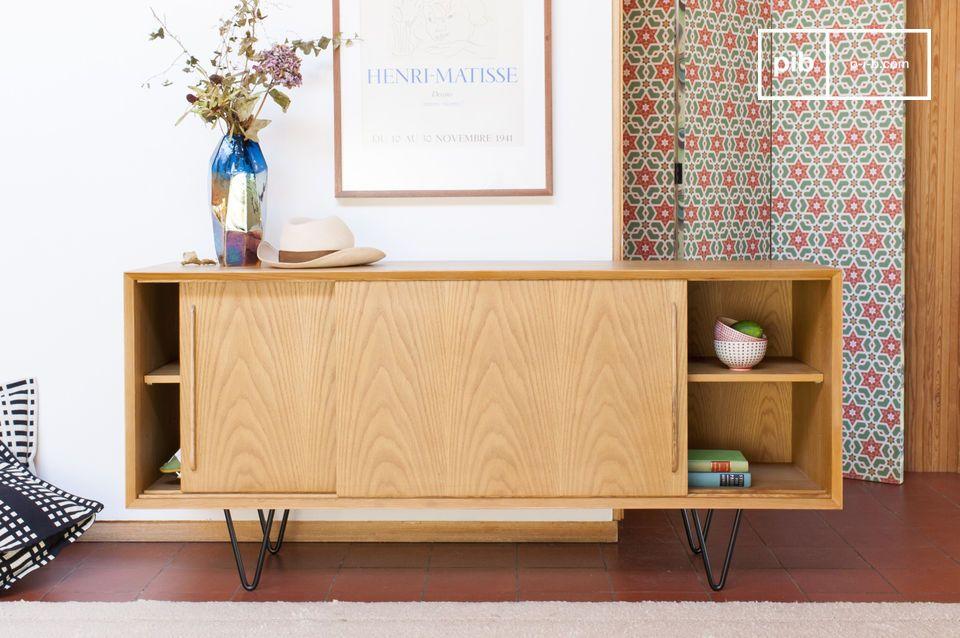 Licht Eiken Dressoir : Eetkamer massief licht eiken dressoir tafel stoelen te