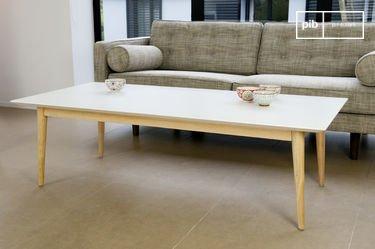 Fjord rechthoekige salontafel