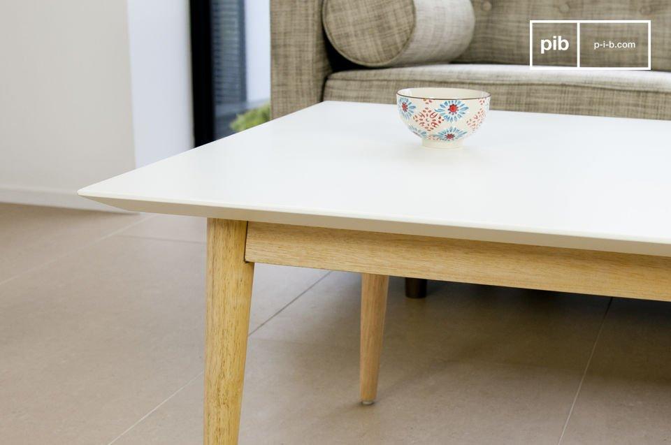 Laat je verleiden door deze Scandinavisch geïnspireerde salontafel