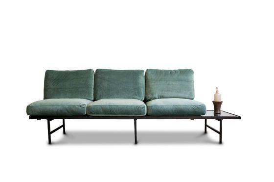 Fluwelen en marmeren sofa Carthy Productfoto