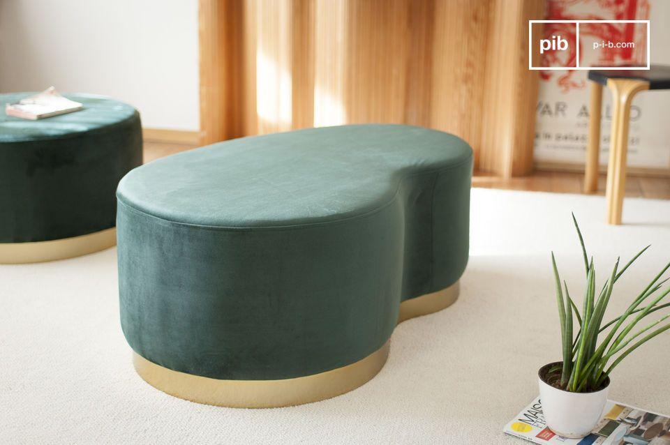 Leuk, zacht en comfortabel om samen te zitten