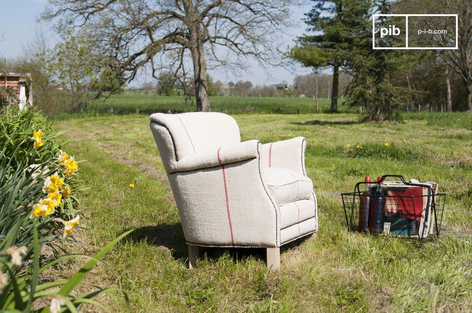 Neem plaats op de comfortabele Fontaine fauteuil