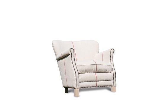 Fontaine fauteuil van linnen Productfoto