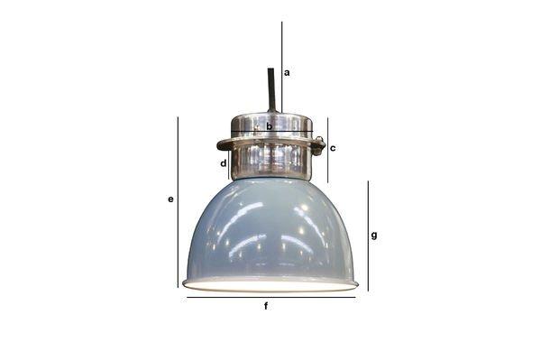 Productafmetingen Gaynes hanglamp