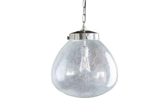 Geblazen glas hanglamp Bangor Productfoto