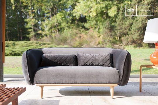 Gebogen Olson Sofa