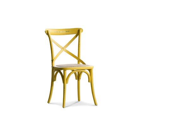 Gele Pampelune stoel Productfoto