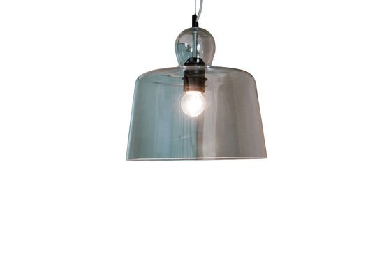 Glass bell hanglamp Productfoto