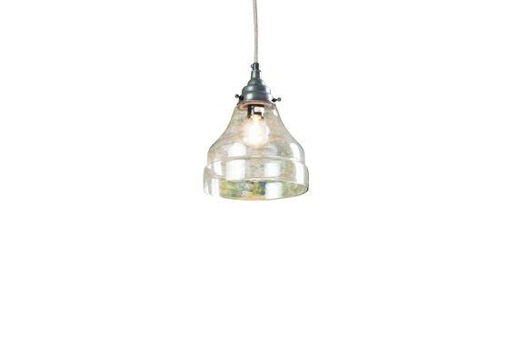 Glazen hanglamp Productfoto