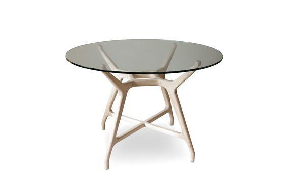 Glazen ronde tafel Nixon Productfoto