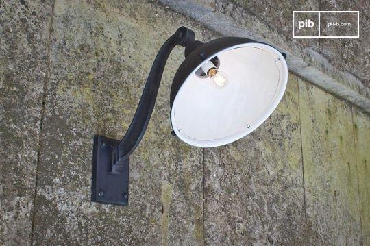 Gooseneck pakhuis lamp