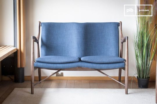 Graham essen dubbele fauteuil