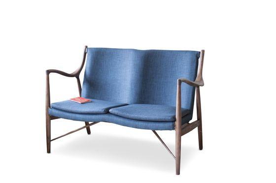 Graham essen dubbele fauteuil Productfoto