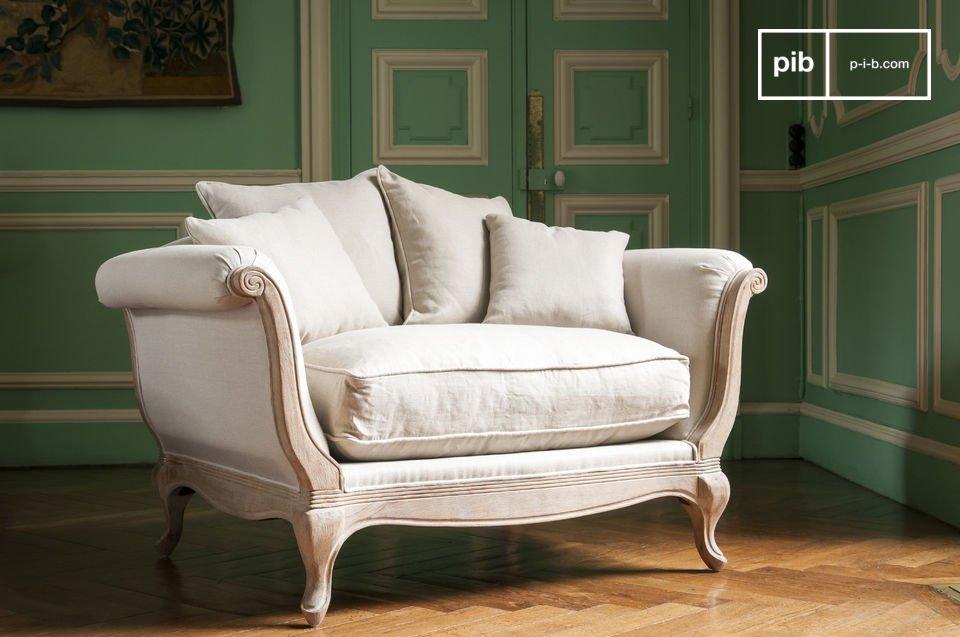 Grand Trianon fauteuil