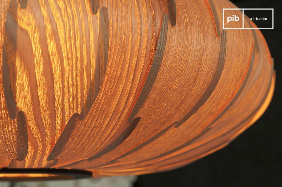 De Gresskar hanglamp is een lamp met prachtige vormen