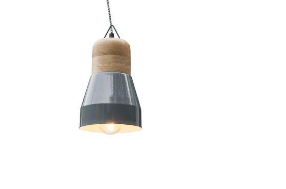 Grijze Newark hanglamp Productfoto