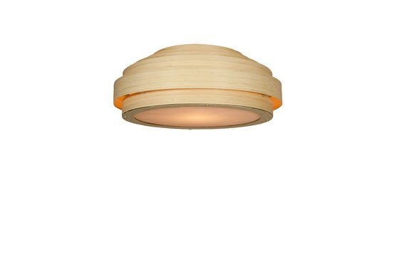 Grote bamboe hanglamp Productfoto