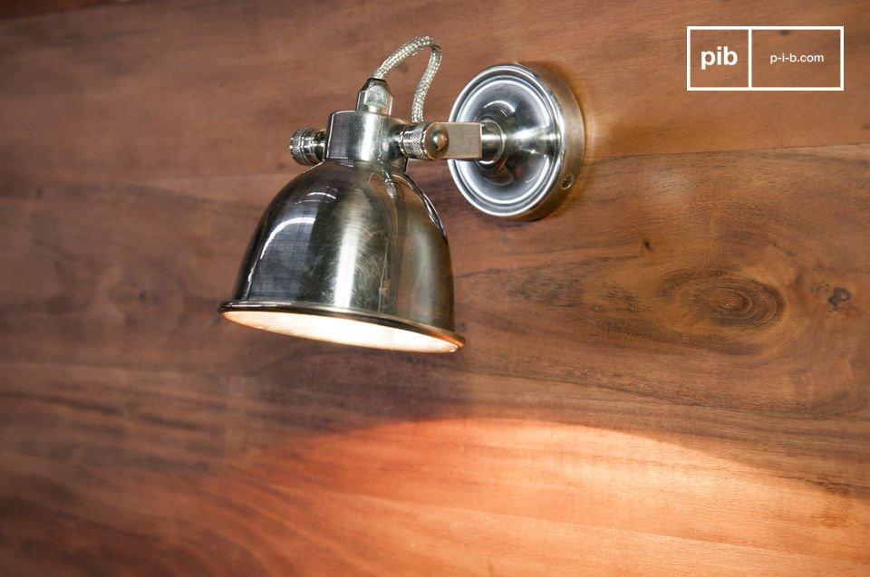 Grote Bistro wandlamp