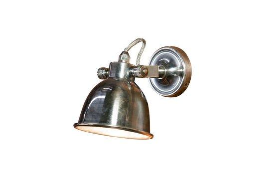 Grote Bistro wandlamp Productfoto