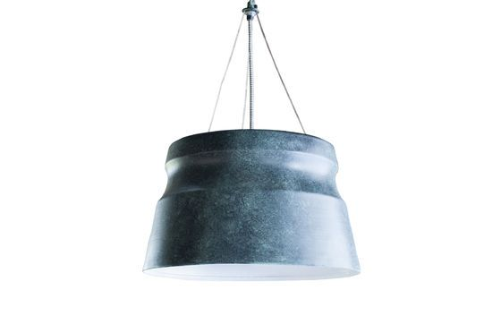 Grote Borajupe hanglamp Productfoto
