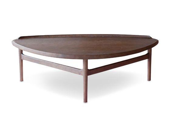 Grote driehoekige salontafel Arne Productfoto