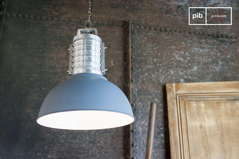 Grote Friedler industriële hanglamp