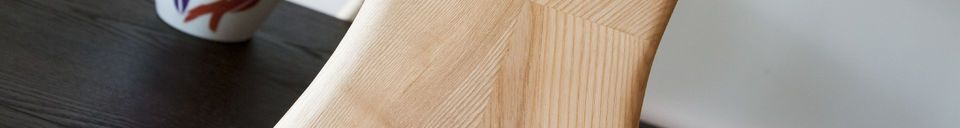 Benadrukte materialen Grote houten boekenkast Waverly