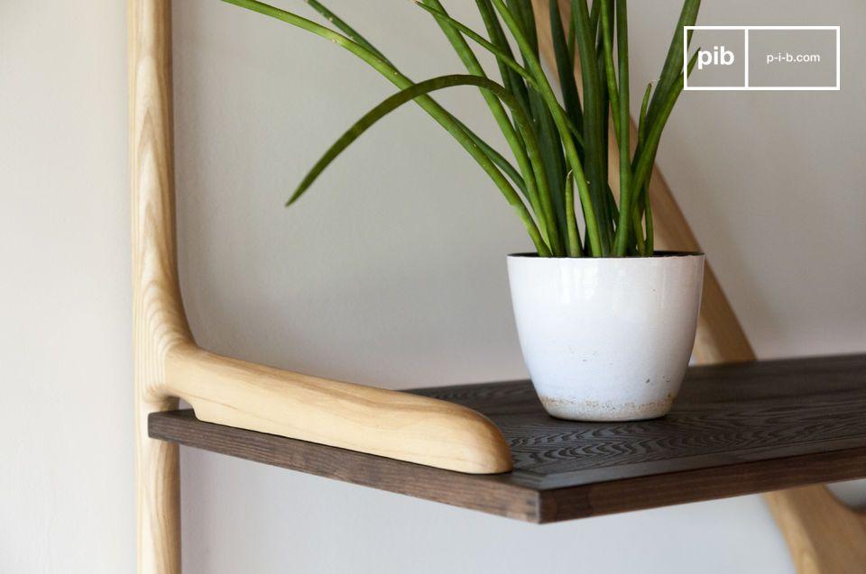 Dit designmeubel brengt een vleugje originaliteit in uw interieur en biedt een prachtige