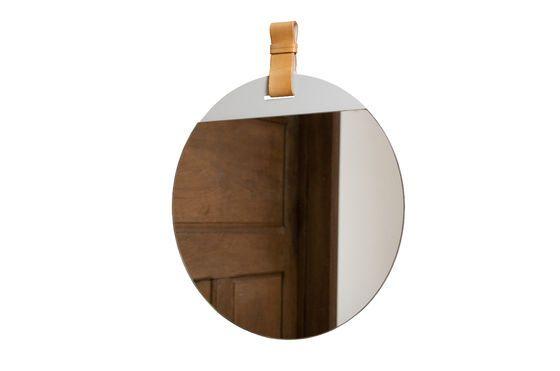 Grote ingang spiegel met riem Productfoto